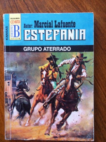 Grupo aterrado (Kansas 387) (Kansas): Marcial Lafuente Estefania