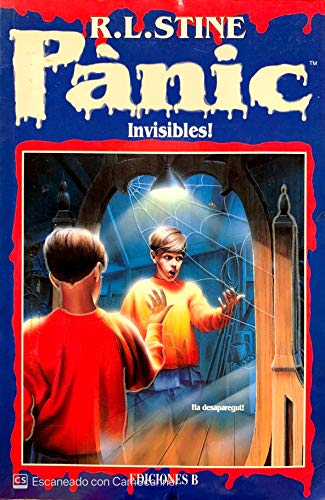 9788440668165: Invisibles