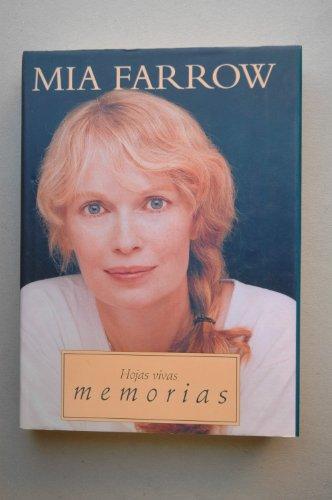9788440672445: Hojas Vivas Memorias (Spanish Edition)