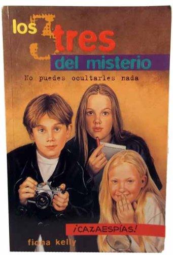 9788440672612: Tres del Misterio 1, Los - Cazaespias ! (Spanish Edition)