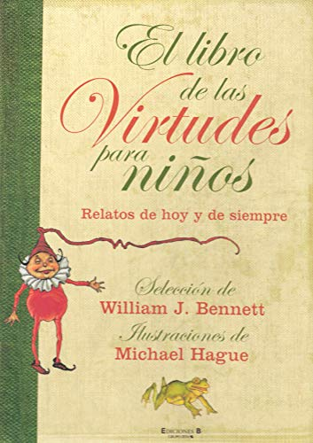 9788440673756: Libro de Las Virtudes Ninos - Calendario 98 (Spanish Edition)