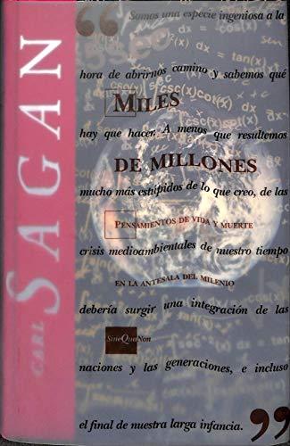 9788440680099: Miles de millones