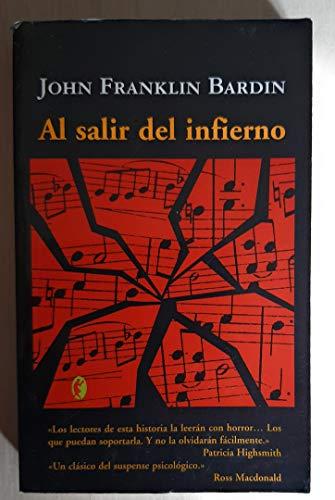 9788440680174: Al Salir del Infierno