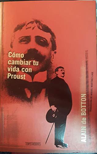 9788440681690: Cómo cambiar tu vida con Proust