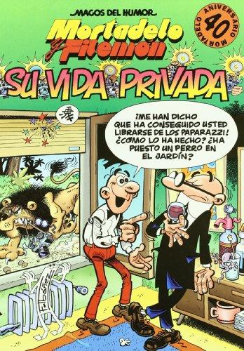 9788440682833: Magos Del Humor Mortadelo 75 - Su Vida Privada