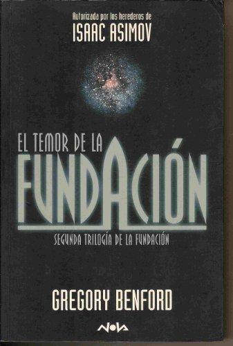 9788440684851: TEMOR DE LA FUNDACION, EL: 1ER. VOLUMEN SERIE FUNDACION (NOVA)