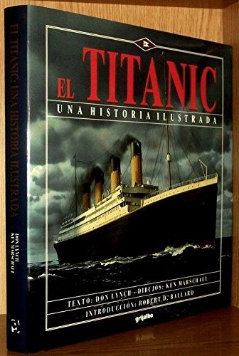 9788440685698: El titanic una historia ilustrada