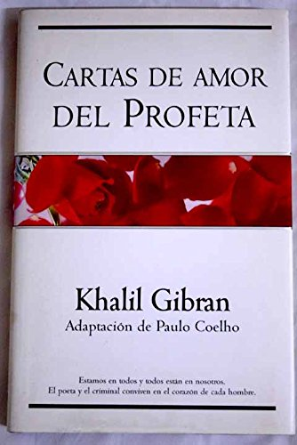 9788440687012: Cartas de amor del profeta