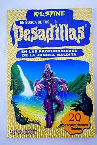 9788440687869: En las profundidades de la jungla maldita (