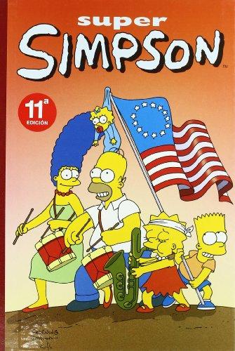 9788440689450: Super Simpson - 4 - (Spanish Edition)