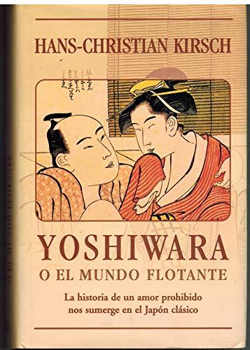 9788440689924: Yoshiwara