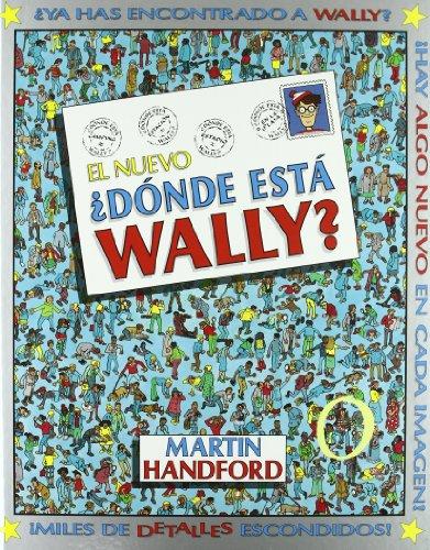 NUEVO DONDE ESTA WALLY  EL *