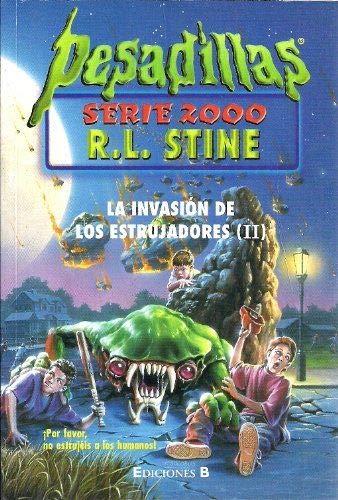 9788440694997: Pesadillas la invasion de los estrujadores(II)