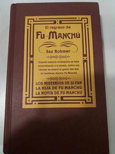 9788440695284: El regreso de fu-manchu