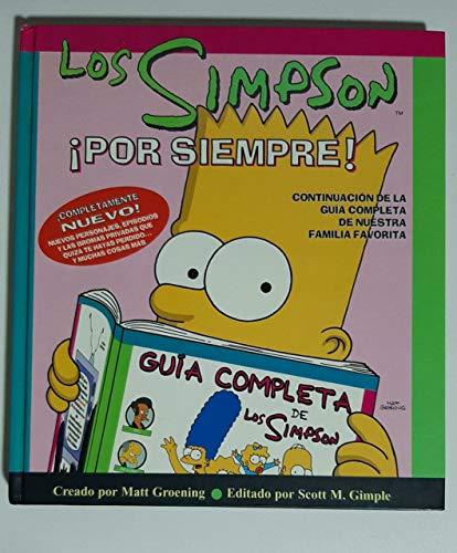 9788440696656: SIMPSON POR SIEMPRE!, LOS (SIMPSON ALBUMES)
