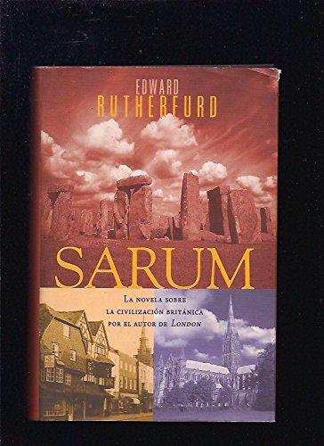9788440697318: Sarum (Spanish Edition)