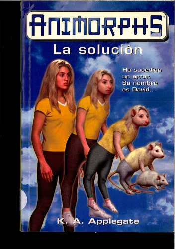 9788440697790: Animorphs la solucion