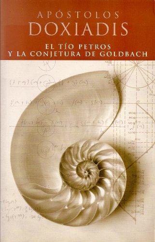 9788440698773: TIO PETROS Y LA CONJETURA DE GOLDBACH (AFLUENTES)
