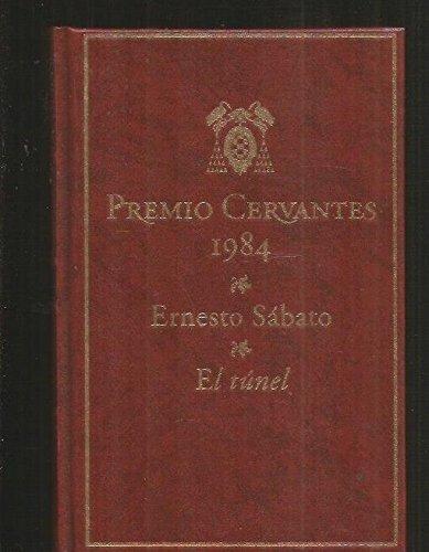 9788440719850: El túnel. Premio Cervantes 1984