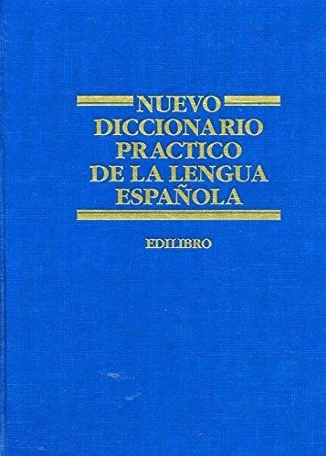 9788440901859: Nuevo diccionario practico de la lengua española