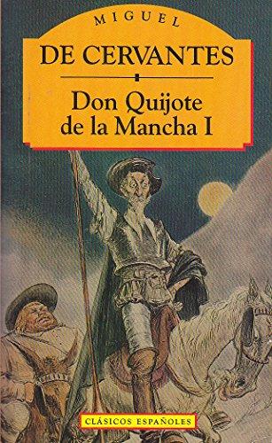 9788441000049: Don Quijote De LA Mancha (Clasicos Espanoles) (Vol 1) (Spanish Edition)