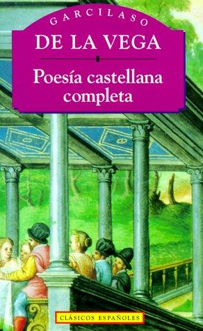9788441000100: Poesía castellana completa