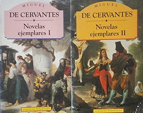 9788441000407: Novelas Ejemplares: v.1 (Clasicos Espanoles) (Spanish Edition) (Vol 1)