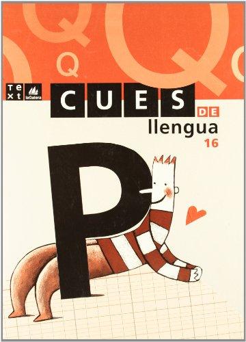cat).(03).cues llengua 16-6e.primaria (proj.l arca): Ametller, Clara