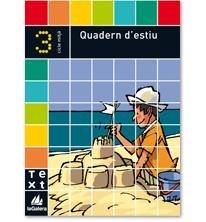 9788441208360: Quadern d'estiu 3 (QUADERNS) - 9788441208360