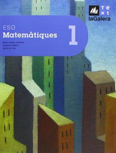 cat).(07).matematiques 1r.eso: Almarza, Miguel Ángel/Lorente