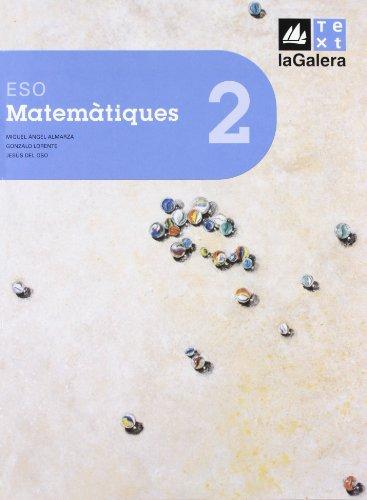Matemàtiques 2n curs ESO Edició LOE: Almarza, Miguel Ángel/Lorente