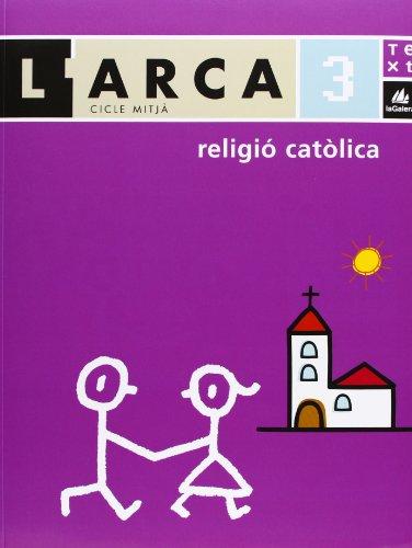 9788441211773: L'Arca Religió catòlica 3 informació - 9788441211773