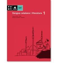 9788441211810: Llengua catalana i literatura 1r curs BAT (BATXILLERAT) - 9788441211810