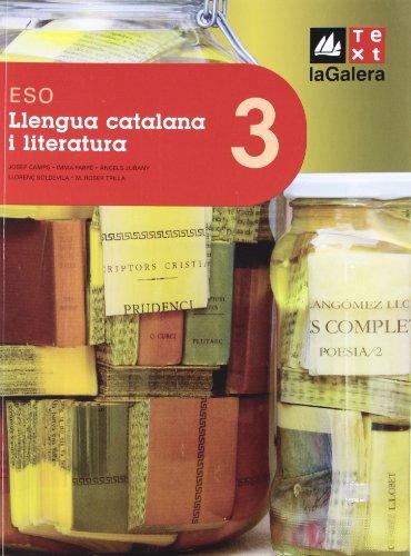 9788441213449: Llengua Catalana i literatura ESO 3