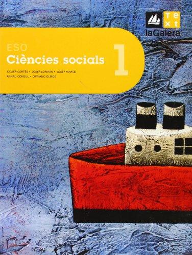 9788441213470: Ciències Socials ESO 1 (ESO LOE) - 9788441213470