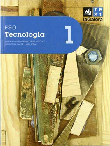 9788441213517: Tecnologia ESO 1 (ESO LOE) - 9788441213517
