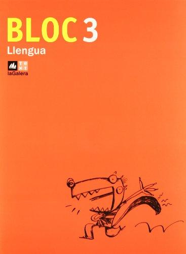 9788441213616: Bloc Llengua 3 (BLOC Llengua catalana) - 9788441213616