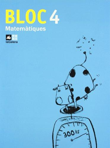 9788441213685: Bloc Matemàtiques 4 - 9788441213685