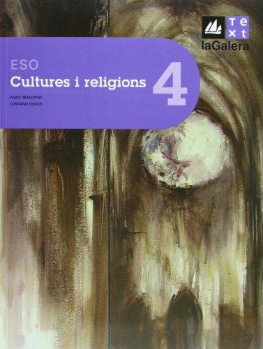 9788441216044: Cultures i religions 4t curs ESO Edició LOE (ESO LOE) - 9788441216044