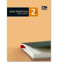 9788441217331: Guia didà ctica Lengua castellana 2n curs BAT Edició LOE