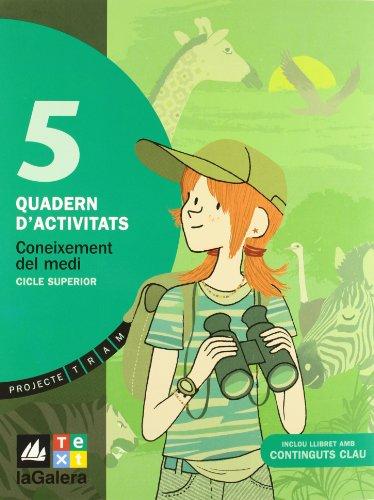 9788441217874: TRAM Quadern d'activitats Coneixement del medi 5