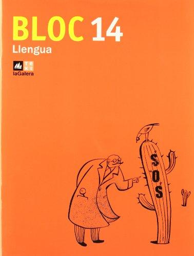 9788441218031: Bloc Llengua 14 (BLOC Llengua catalana) - 9788441218031