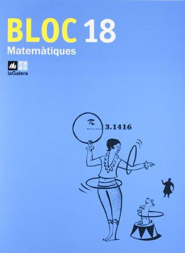 9788441218130: Bloc Matemà tiques 18