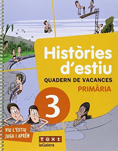 9788441219182: HistA²ries d™estiu 3 PrimAria