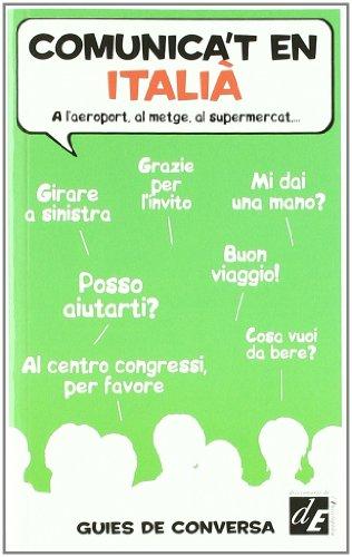 9788441219502: Comunica't en Italia