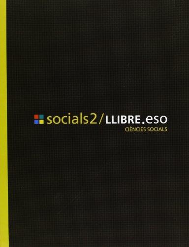 9788441220348: socials2/LLIBRE.eso (Projecte.eso) - 9788441220348