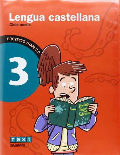 9788441221123: TRAM 2.0 Lengua castellana 3 - 9788441221123