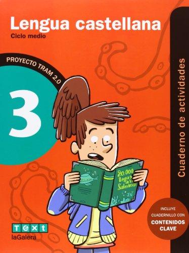 9788441221130: TRAM 2.0 Cuaderno de actividades Lengua castellana 3 - 9788441221130