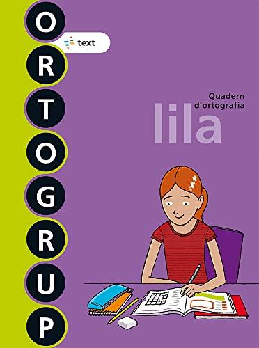 9788441222472: Ortogrup lila