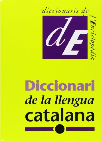 9788441224773: Diccionari de La Llengua Catalana (Diccionaris de la llengua)